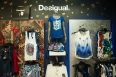Desigual always known for their vibrant colours and prints. Make a style statement in Desigual!